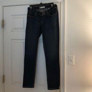 NWOT Levi's bold curve skinny jean